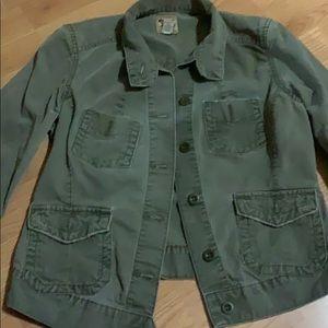 Sz med jacket Lucky Brand euc